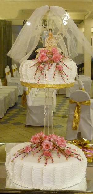 Wedding Cake Structures